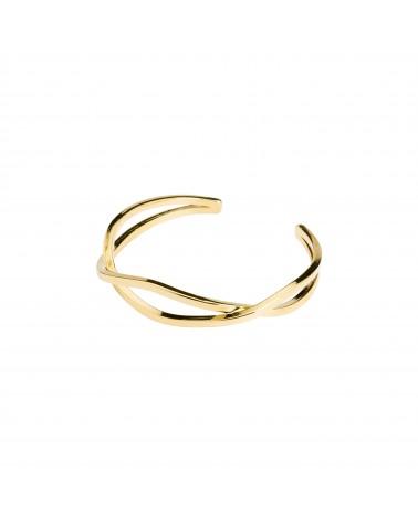 Bracelet doré 24k Jane Bijoux Margidarika